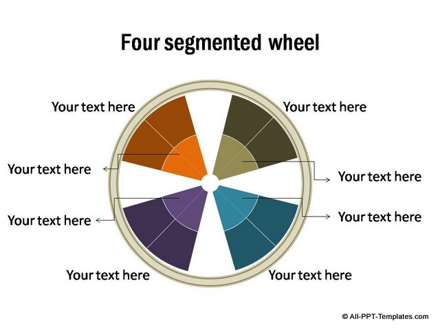 Powerpoint Wheel Diagrams