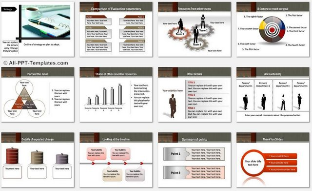 status report template powerpoint - gse.bookbinder.co, Modern powerpoint