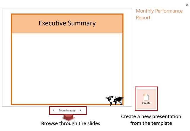 how to create custom powerpoint template for all your business, Modern powerpoint