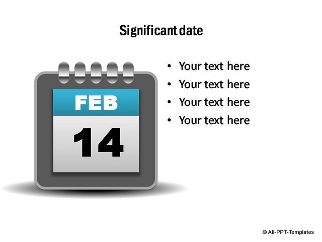 Significant date Project Timeline