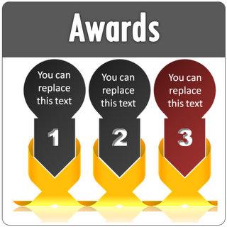 PowerPoint Awards Templates