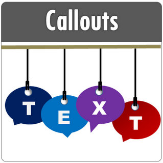 PowerPoint Callouts