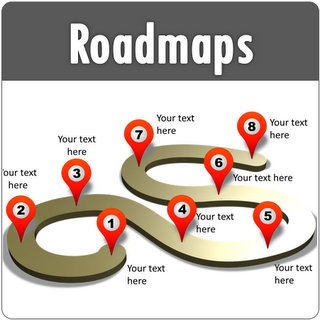 PowerPoint Roadmaps