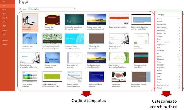 microsoft free powerpoint template