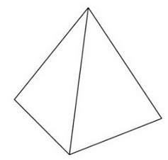 Pyramid with Free Form Tool