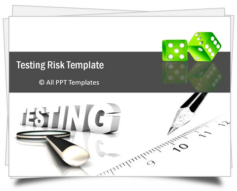 PowerPoint Testing Risk Template