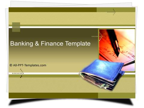PowerPoint Financial Planning Template
