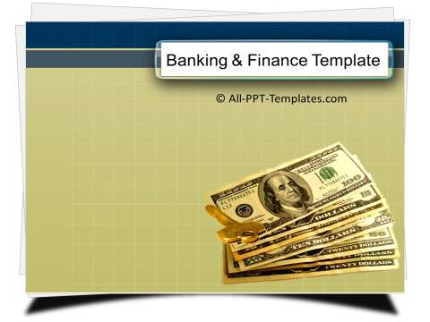 PowerPoint Key to Dollars  Template
