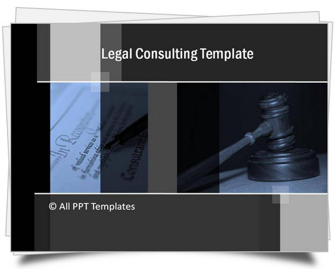 powerpoint legal consulting template, Modern powerpoint