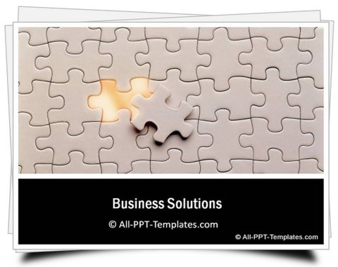 PowerPoint Business Solutions Set