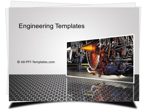 PowerPoint Aeronautical Engineering Template