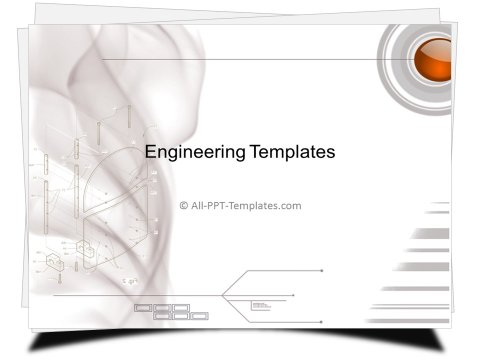 PowerPoint Engineering Technical Template