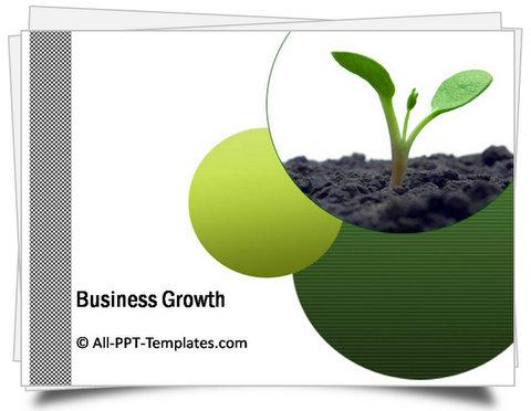 Powerpoint business plan growth template toneelgroepblik Images