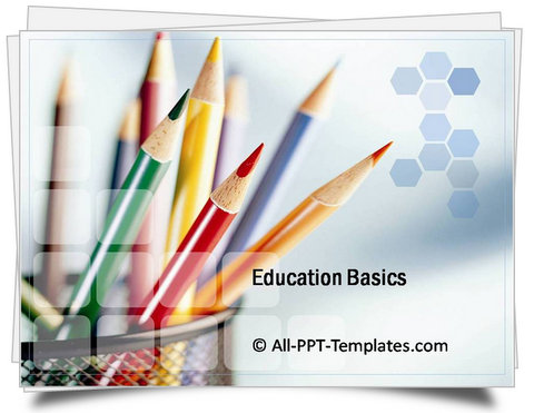 powerpoint education basics template, Powerpoint templates