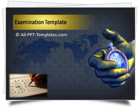 PowerPoint Examination Template