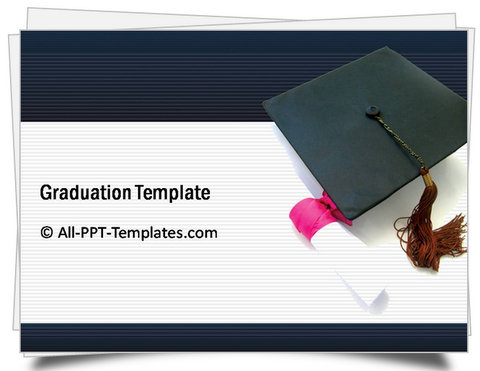 PowerPoint Graduation Template