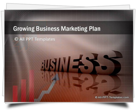PowerPoint Growing Business Template