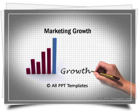 powerpoint marketing plan template sets, Modern powerpoint