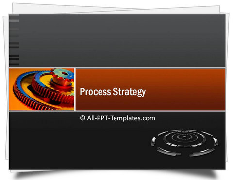 PowerPoint Process Strategy Template