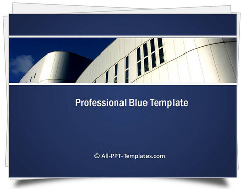 professional ppt template