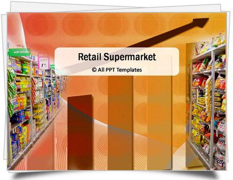 Powerpoint logistics templates powerpoint retail supermarket template toneelgroepblik Gallery