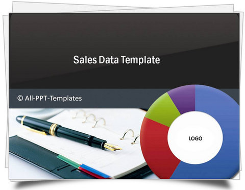 powerpoint sales data template