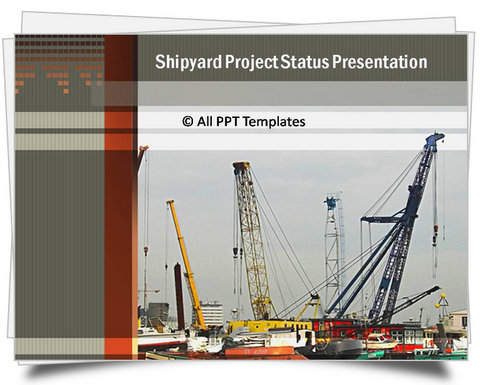 PowerPoint Shipyard Project Status Report