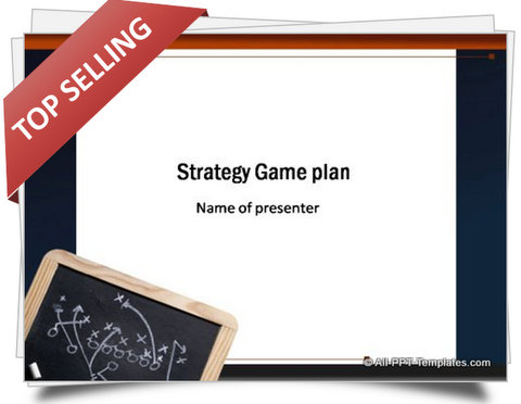 Strategy Game Plan Template Set