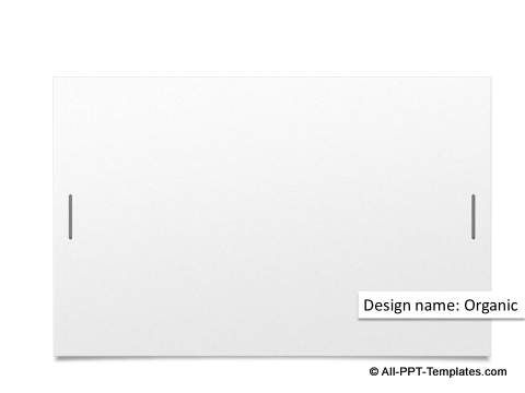 visiting card design element from PowerPoint