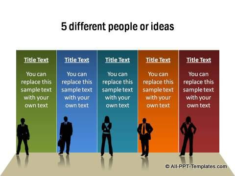 PowerPoint Creative Text Box
