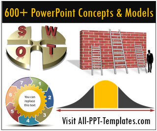 PowerPoint Concepts Models Pack Banner