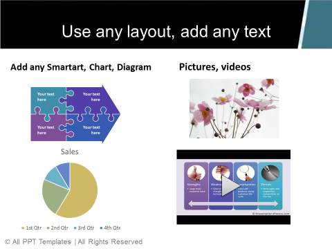 Modify PowerPoint backgrounds easily
