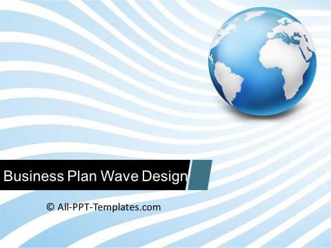 Background for Title Slide Master