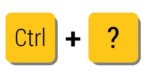Control Key in PowerPoint