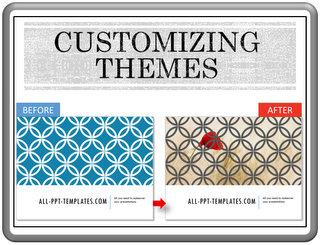 Customize Design Theme