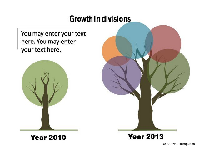 Branch Growth Timeline