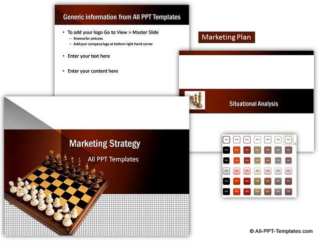 Marketing Plans Sets