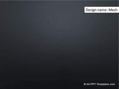 Mesh Texture from PowerPoint 2013 Design Themes
