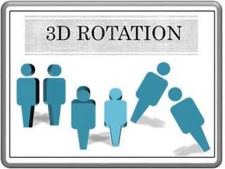3D Rotation