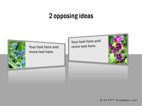 Opposing Ideas Images