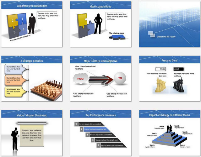 PowerPoint Making Choice Charts 02