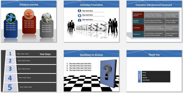 PowerPoint Making Choice Charts 03