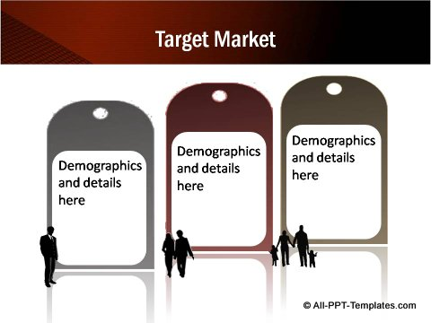 Target Market Tags
