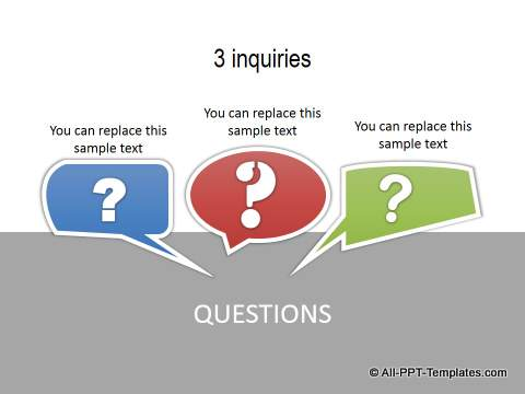 PowerPoint Questions Slide 03