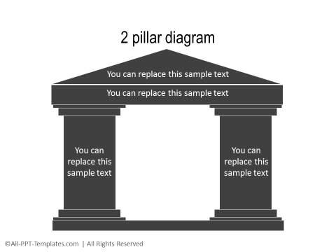 PowerPoint Relationship Diagram 01
