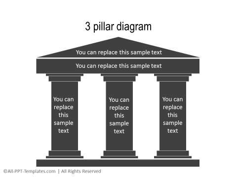 PowerPoint Relationship Diagram 02