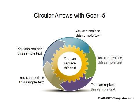 PowerPoint Wheel 04