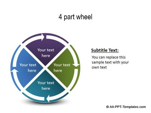 PowerPoint Wheel 11