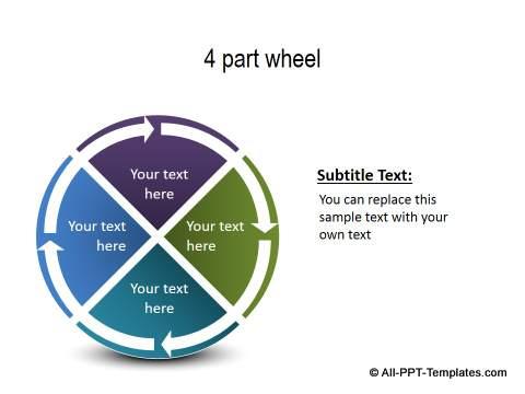 PowerPoint Wheel 11