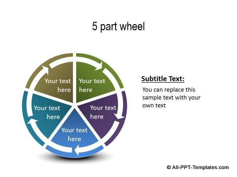 PowerPoint Wheel 12